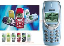 Unlocked Nokia 3310 Cheap Phone Multi Languages 2G GSM 900/1800