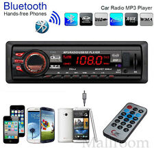 AUTORADIO In Dash BLUETOOTH Stereo USB+SD=16GB MP3 AUX RDS MP3/USB/SD/AUX/FM