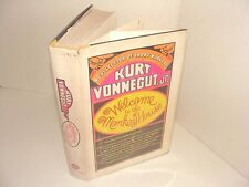 1968 WELCOME TO THE MONKEY HOUSE Kurt Vonnegut 1st Edition First Printing Book