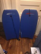 2 Morey Boogie Bodyboards Very Rare Cruiser Model Great Used Condition See Pics