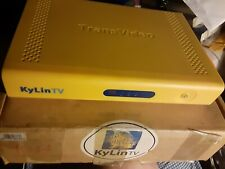 TransVideo KyLinTV TV2000+ Chinese TV box w/ remote