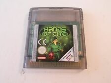 HANDS OF TIME NINTENDO GAMEBOY COLOUR / ADV / GBA COLOR GAME