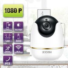 ZOSI Wireless WIFI IP Camera 1080P Home Security System 2 Way Audio Night Vision