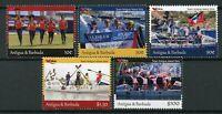 Antigua & Barbuda Sports Stamps 2019 MNH Island Girls Definitives Rowing 5v Set