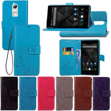 Magnetic Leather Flip Case Cover Card Wallet For Doogee X3 X5 MAX X6 X7 Pro F5