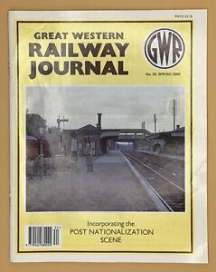 GWR Great Western Railway Journal Magazine 2000 Issue No.s 33 34 35 36