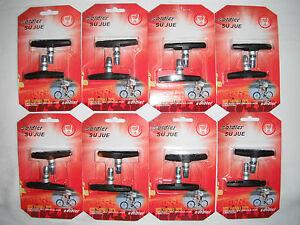 Mountain Bike V brake blocks Black Bicycle Pads 1, 2 or Wholesale 10 pairs Break