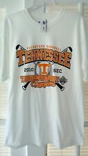 Tennessee Volunteers Baseball SEC CHAMPS Sport Tee - Mens Size Large     Nice!