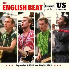 Live! at the US Festival: September 3, 1982 & May 28, 1983 by The English...