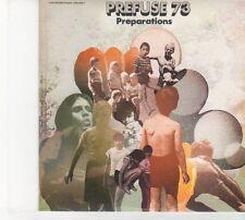 (DW754) Prefuse 73, Preparations - 2007 DJ CD