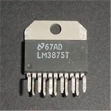 NS LM3875T ZIP LM3875 Overture Audio Power Amplifier