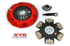 XTR STAGE 4 CLUTCH KIT for 91-99 3000GT VR-4 STEALTH R/T TWIN TURBO AWD 3.0L