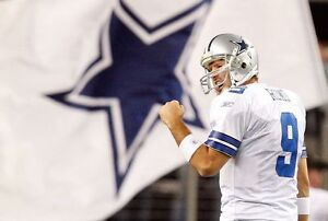 {24 inches X 36 inches} Tony Romo Poster #4 - Free Shipping!
