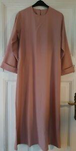 Neue Kimono-ABAYA rosa Gr.38/40 Länge ca. 135 cm