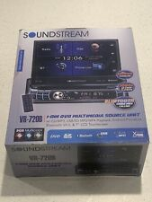 Soundstream VR-720B 7in Touchscreen Single Din Head-unit Bluetooth