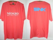 T-SHIRT Neo Geo SNK - Extra Large  sIze- Video Arcade Game RETRO GAMING