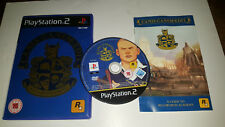 * Juego Sony Playstation 2 * Canis canem edit-Bully * PS2