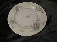 "Vintage Theodore Haviland- Apple Blossom 10 1/8"" Dinner Plate New York"