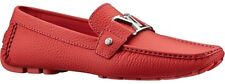 NEW Authentic Louis Vuitton Monte Carlo Car Shoe Moccasin 10 - 10.5 US