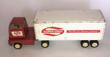 ANTIQUE TOY TRUCK SUPER VALU Tonka Marx Lumar Metalcraft Buddy L Wyandotte