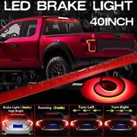 """40"""" REDLINE Roofline LED Third Brake Tail Light Kit Above Rear Windshield Flow"""
