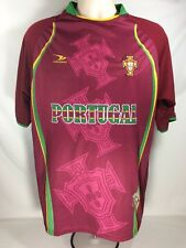 Drako Portugal Jersey FPF Football Soccer One Size Polyester Maroon