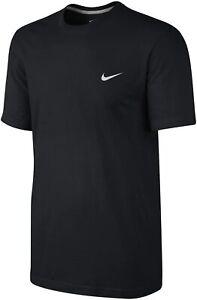 Nike Men's Short Sleeve Shirt Embroided Swoosh