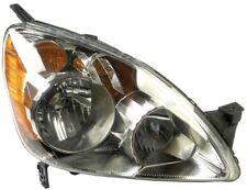 FIT 2005-2006 HONDA CR-V PASSENGER RIGHT FT HEADLIGHT LAMP ASSEMBLY BUILT IN UK