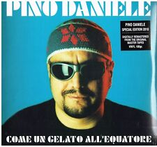 Pino Daniele: Come Un Gelato All'equatore (Remastered 2018) - LP Vinile 180 Gram
