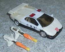 Transformers Robots in Disguise PROWL Complete w YELLOWING Rid 2001