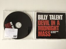 Billy Talent - Devil In A Midnight Mass -  promo CD