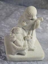 Marbell Mar bell Stone Art Belgium Figur Steinfigur Gruppe Mutter Kind Tiere