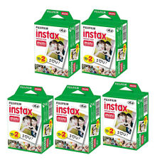 Fujifilm Instax 100 White Film For Fuji Mini 8 9 Plus 90 25 7s 70 Camera SP2 AU
