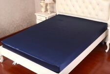 19mm Medium Weight 100% Mulberry Silk Fitted Bottom Sheets All Size Sisters-Silk