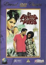 AN EVENING IN PARIS - SHAMMI KAPOOR, SHARMILA - A RARE APOLLO DVD ENGLISH SUBS