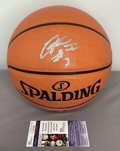 Collin Sexton SIGNED NBA Replica Game Basketball w/ JSA COA ~ Cleveland Cavs