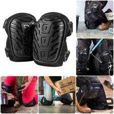 1 Pair Professional Knee Pads with Heavy Duty Foam Padding and Gel Cushion