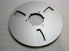 """Metal  Reel 10""""1/2 -  26,5cm  (1/4 )  Alu-Spule - Metal Reel"""