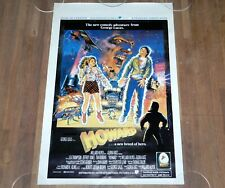 ORIGINAL MOVIE POSTER HOWARD THE DUCK 1986 UNFOLDE DBELGIAN GEORGE LUCAS