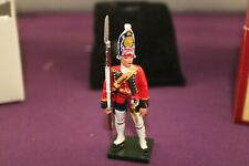 W Britain Redcoats 43102 Grenadier NCO British 1st Foot Guards 1755