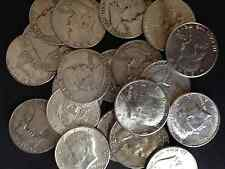 $7.00  MIXED US 90% SILVER COINS U.S. MINTED NO JUNK PRE 1965 ONE 1