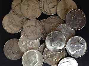 1 QUARTER TROY POUND LB BAG MIXED 90% SILVER COINS U.S. MINTED NO JUNK PRE 1965