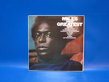 Vinilo MILES DAVIS. Greatest Hits