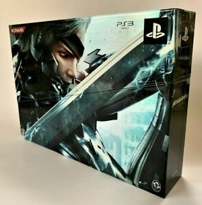 Metal Gear Rising Collectors Edition Box - Complete - Playstation 3 Game - NTSCJ