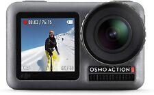 Vorher lesen! DJI Osmo Action Cam - Digitale Actionkamera mit 2 Bildschirmen