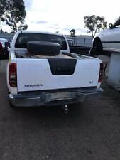 2010 NISSAN NAVARA D40 TUB ONLY