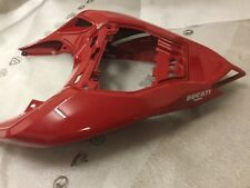 Codone originale ducati abs rosso streetfighter double seat tail 1098 848