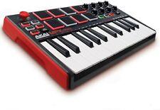 New ListingAkai Professional Mpk Mini Mkii - 25 Key Usb Midi Keyboard Controller