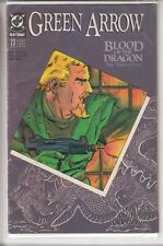 GREEN ARROW # 23 BLOOD OF THE DRAGON part 3 of 4 : MIKE GRELL