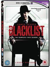 The Blacklist Season 1 DVD Region 2 James Spader 6 Discs